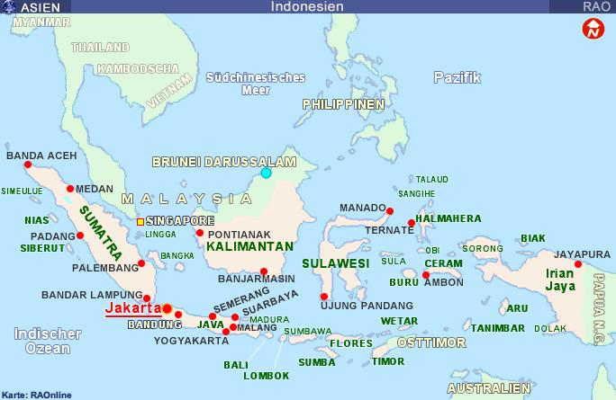 Bali Karte Asien.Raonline Edu Geografie Karten Asien Borneo Indonesien Malaysia
